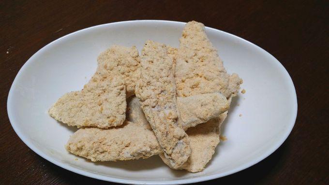 コーブの冷凍魚 バラ凍結