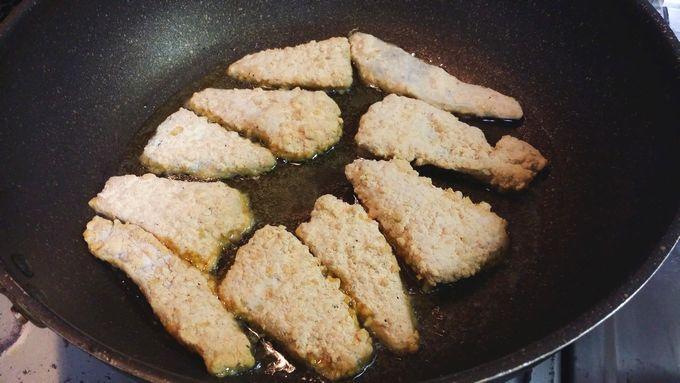 コーブの冷凍魚 簡単調理