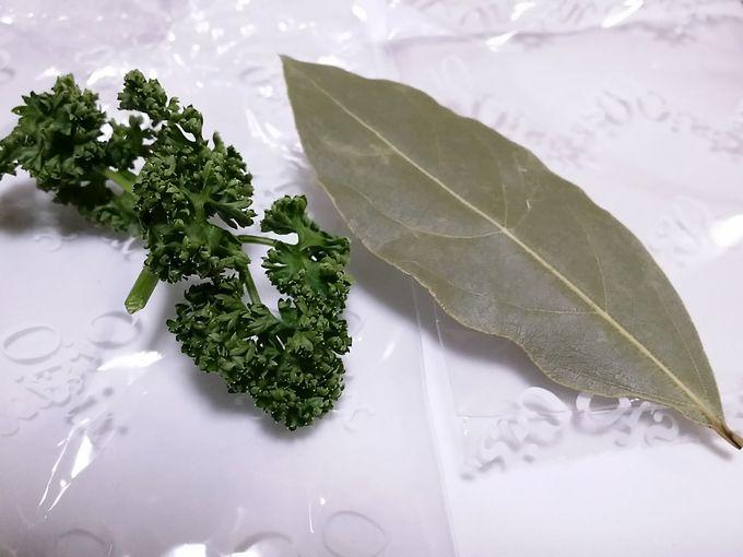 kit Oisix シェフ 平野レミ ロールキャベツの香草