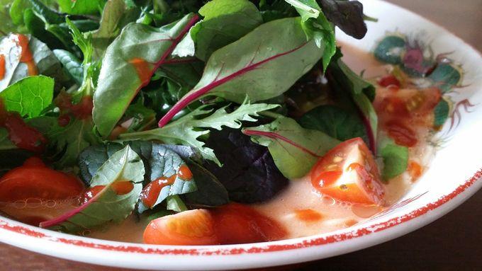 野菜たっぷりベジポタラーメンの詳細