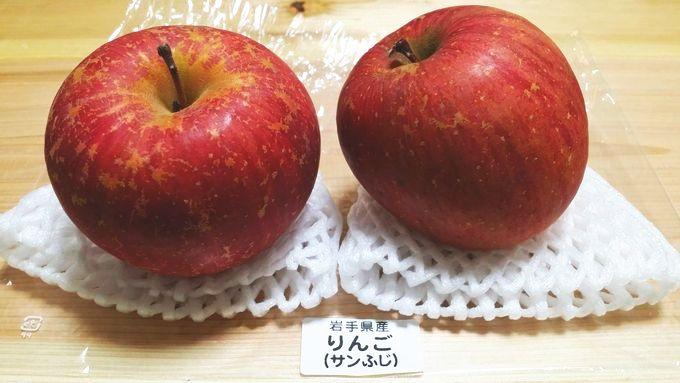 オイシックスの小玉リンゴ