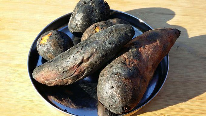 オイシックスの焼き芋が完成