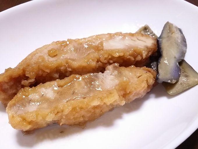 わんまいる「健幸ディナーお試しセット」茄子入り油淋鶏(ユーリンチー)セット メイン
