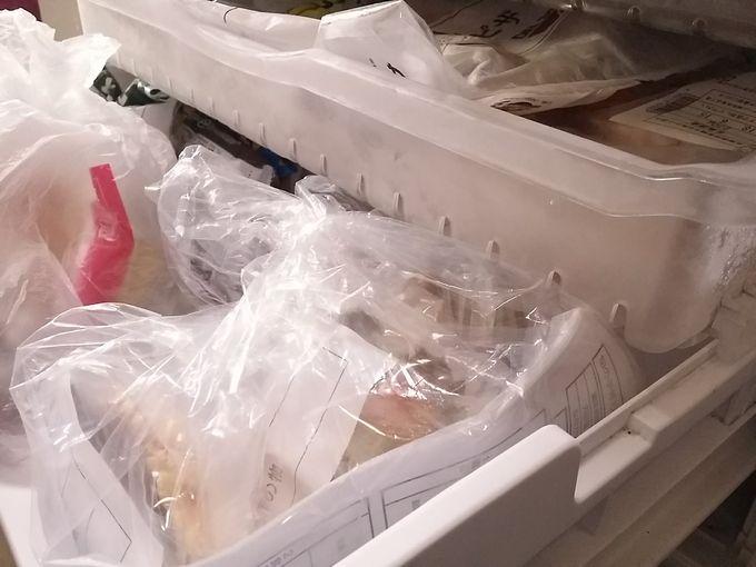 わんまいる「健幸ディナーお試しセット」を冷凍庫の高さにピッタリ