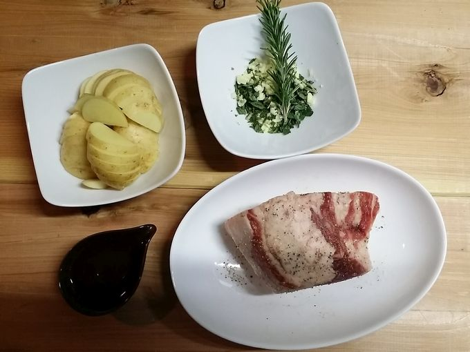 TastyTableの下処理済み食材 肉料理