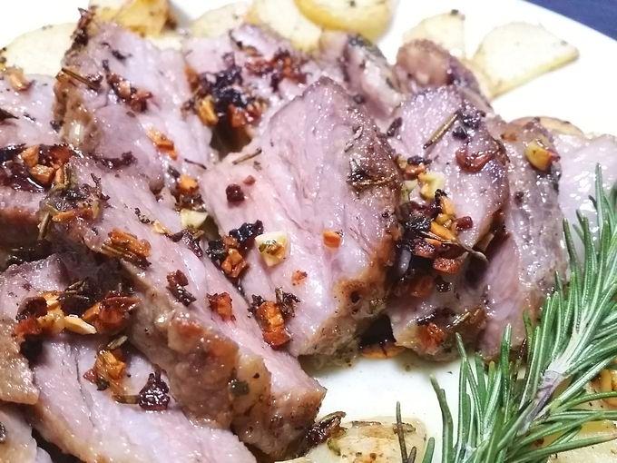 TastyTableの肉料理 詳細