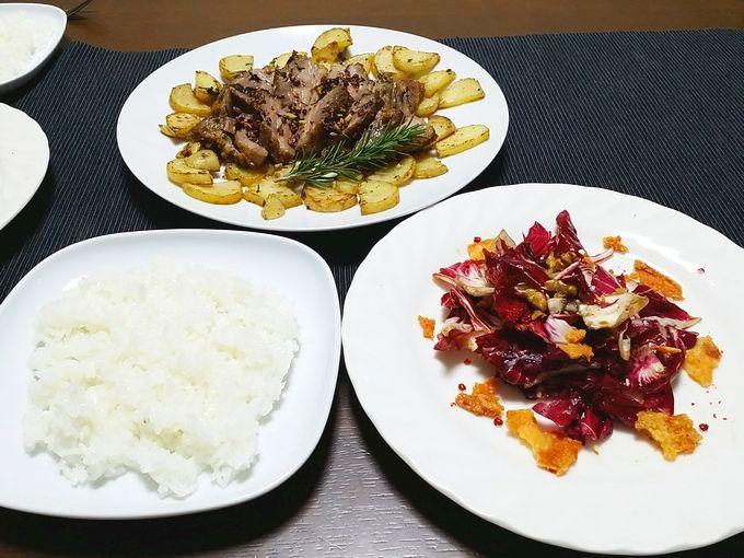 TastyTableの料理