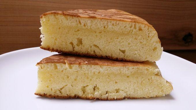 パルスシステムのホットケーキ