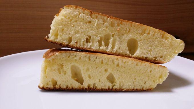市販品のホットケーキ