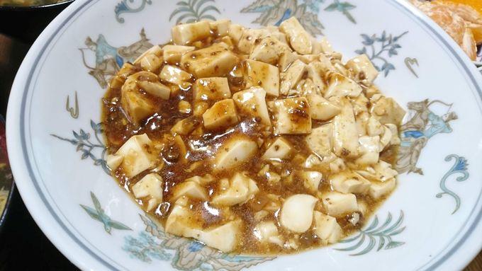 ろーり絹豆腐の麻婆豆腐