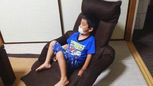 子供が病気